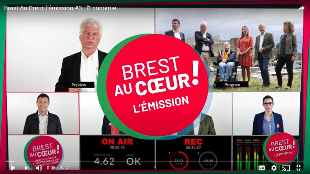 Les enjeux de l'économie sociale et solidaire à Brest