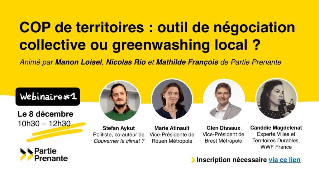 La COP territoriale de Brest en préparation