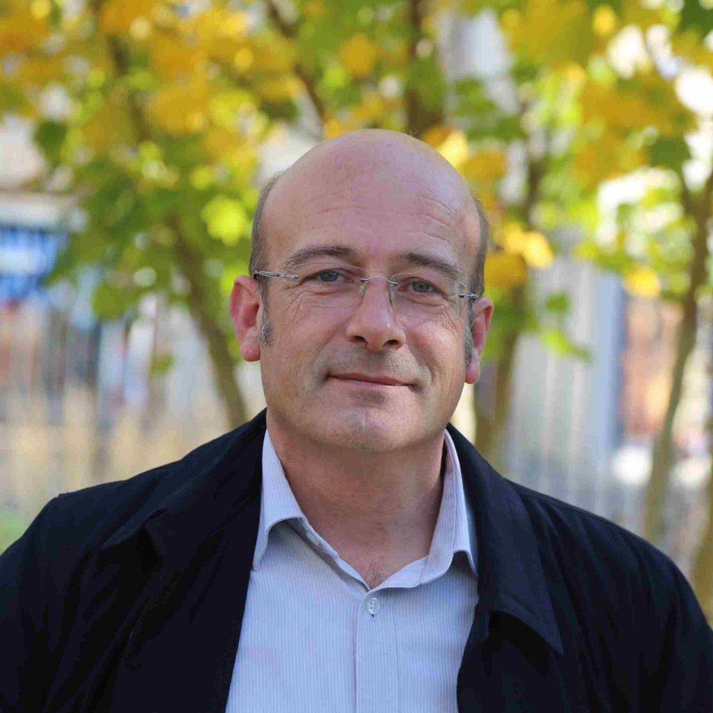 Ronan PIchon, élu écologiste de Brest