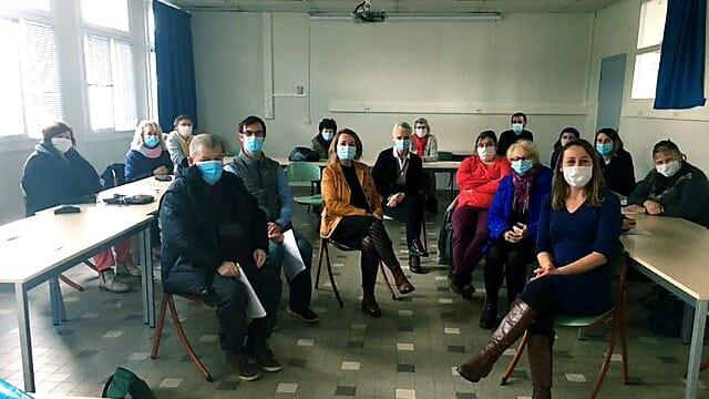 Rencontre d'ATD Quart Monde sur l'écologie et la pauvreté
