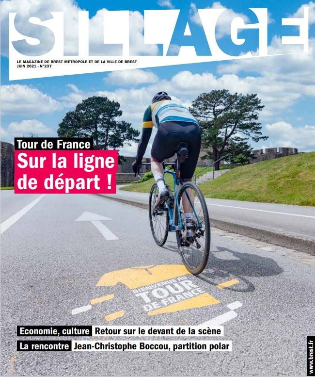 Le défi d'un Tour de France plus vert