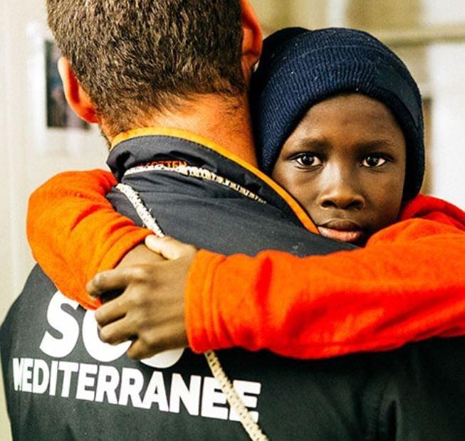 Brest solidaire de SOS Méditerranée
