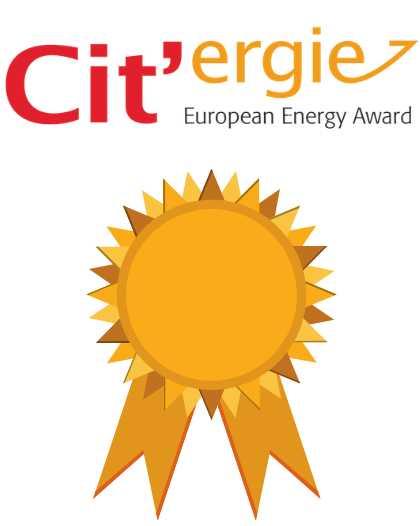 Le label Cit'ergie Gold a été attribué à Brest et Brest Métropole : il reconnaît leurs efforts en matière de politique climat-énergie