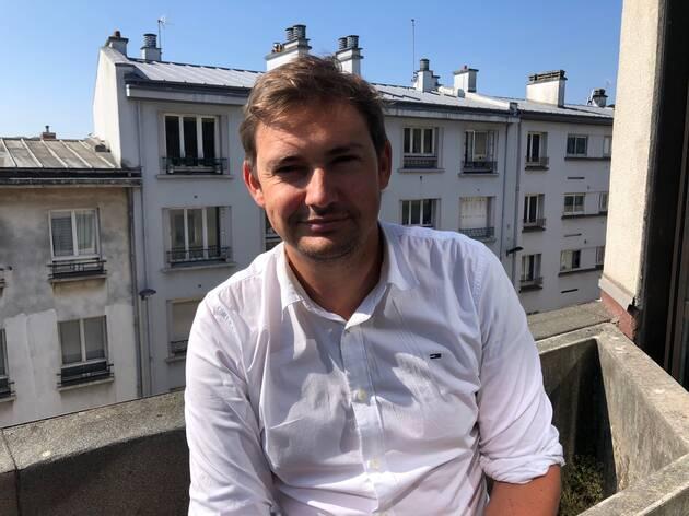 Glen Dissaux est à la tête du groupe des élus écologistes, au sein du conseil municipal de Brest (Finistère). | OUEST FRANCE