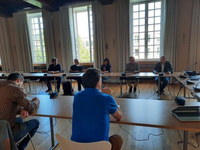 Rencontre à Nantes autour de la réunification de la Bretagne