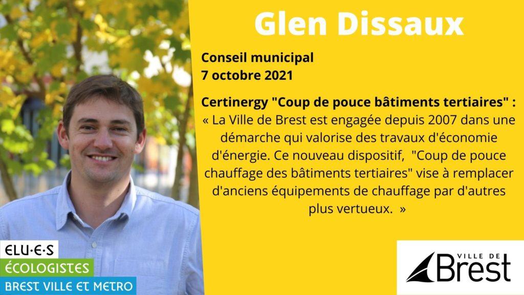 Rénovation thermique bâtiments tertiaires - Glen Dossaux